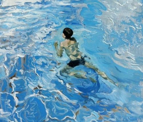 Anna Khodorovich - Ready to swim 3