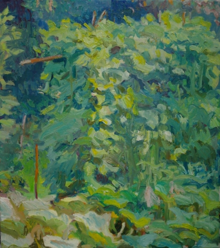 Sebastian Haquin - Garden